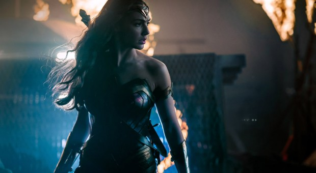 Hay nueva foto de Wonder Woman en el set de Justice League
